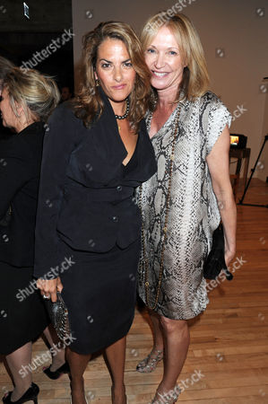Stock Picture of Tracey Emin and Sue Whiteley