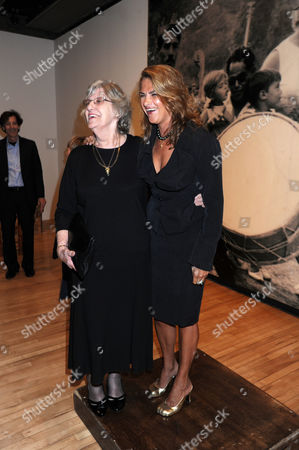 Tracey Emin and her mother, Pamela Cashin
