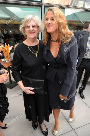 Tracey Emin with her mother, Pamela Cashin