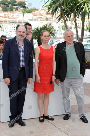 Jean Pierre Darraussin, Kati Outinen, Blondin Miguel