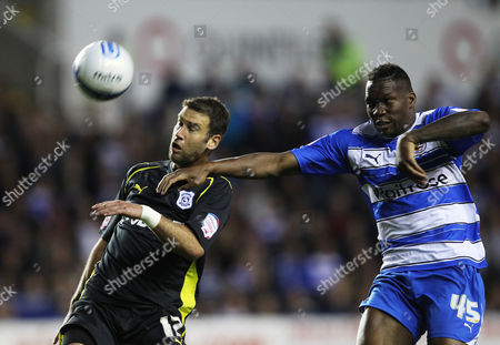 Editorial picture of Reading v Cardiff, npower Championship Play-off Semi-Final 1st leg, Madjeski Stadium, Britain - 13 May 2011
