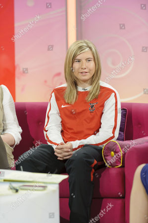 Editorial photo of 'Lorraine Live' TV Programme, London, Britain - 17 May 2011