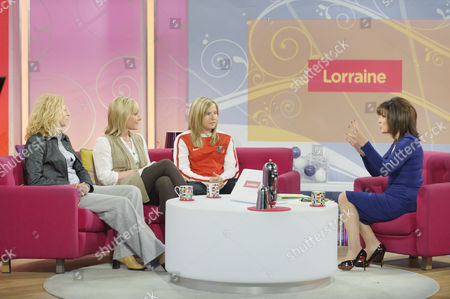 Editorial image of 'Lorraine Live' TV Programme, London, Britain - 17 May 2011