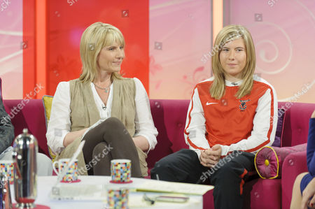 Editorial picture of 'Lorraine Live' TV Programme, London, Britain - 17 May 2011