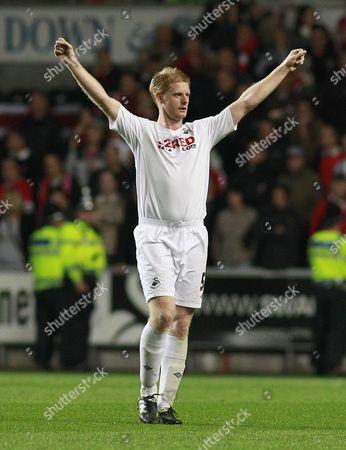 Alan Tate of Swansea