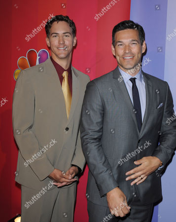 Wes Ramsey and Eddie Cibrian