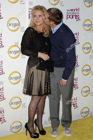 Kathy Hilton and Cy Waits