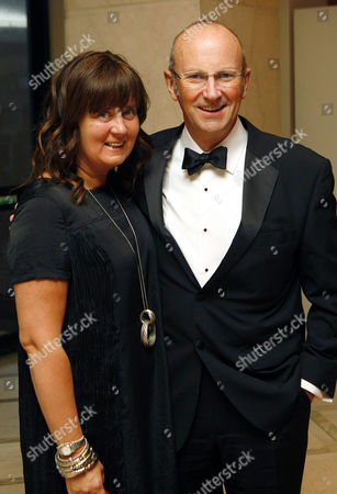 Fred MacAulay and partner Aileen