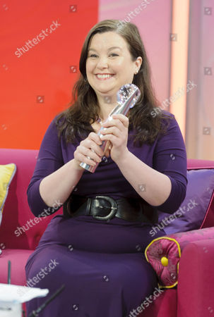 Editorial picture of 'Lorraine Live' TV Programme, London, Britain - 18 May 2011