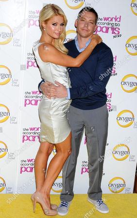 Paris Hilton and boyfriend Cy Waits
