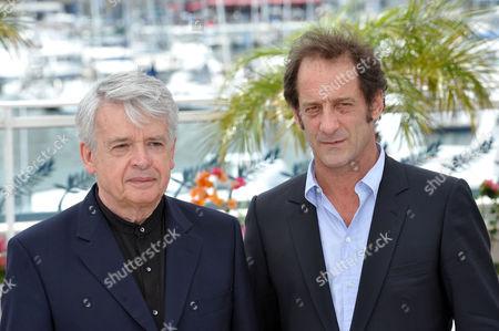 Director Alain Cavalier, Vincent Lindon