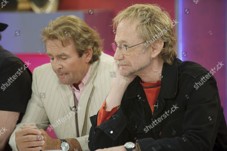 The Monkees - Davy Jones and Peter Tork