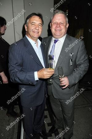 Raymond Blanc and Richard Vines