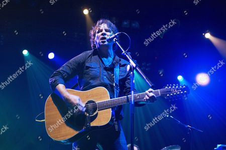 Editorial image of Grant Lee Buffalo in concert, Royal Festival Hall, London, Britian - 18 May 2011