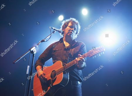 Editorial picture of Grant Lee Buffalo in concert, Royal Festival Hall, London, Britian - 18 May 2011