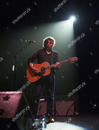 Editorial photo of Grant Lee Buffalo in concert, Royal Festival Hall, London, Britian - 18 May 2011