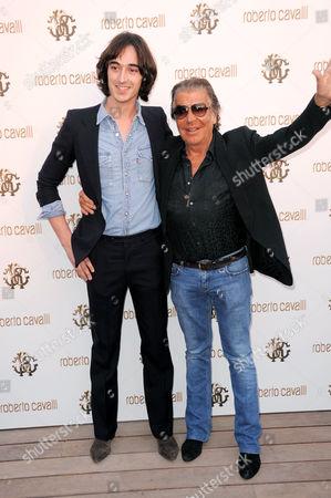 Daniele Cavalli and Roberto Cavalli