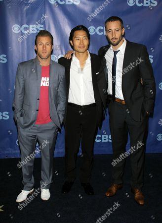 Scott Caan, Daniel Dae Kim and Alex O Loughlin