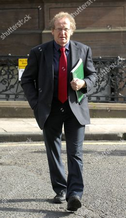 Editorial picture of Scottish Labour members arrive for a meeting at their headquarters in Glasgow, Scotland, Britain - 14 May 2011