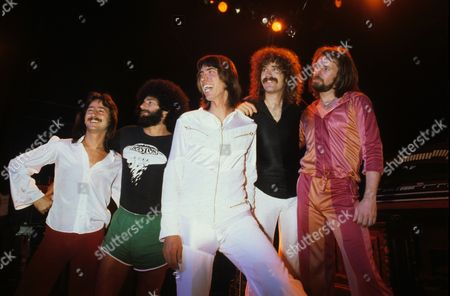Boston - Barry Goudreau, Sib Hashian, Tom Scholz, Brad Delp and Fran Sheehan
