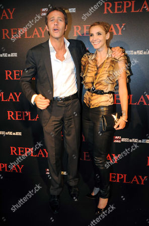 Editorial photo of Replay party at the 64th Cannes Film Festival, Cannes, France - 18 May 2011