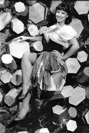 Nicola Bryant - Actress - 'cinderella' Pantomine .