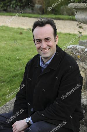 Presenter Nick Barratt