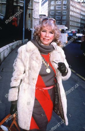 Editorial photo of DOROTHY SQUIRES