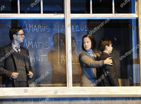 Iestyn Davies (Oberon), Anna Christy (Tytania)