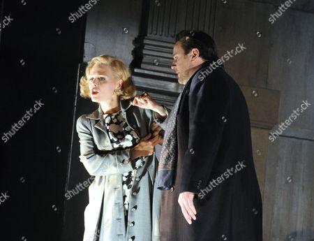 Miah Persson (Donna Anna), Lucas Meachem (Don Giovanni)