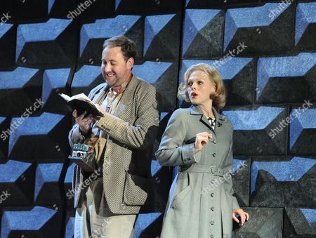 Matthew Rose (Leporello), Miah Persson (Donna Anna)
