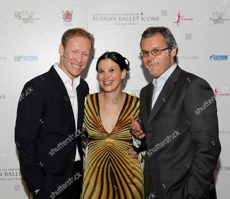 Editorial picture of Russian Ballet Icons Gala and Dinner, London Coliseum, London, Britain - 15 May 2011