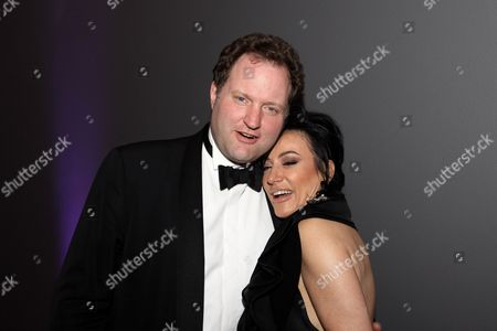 Editorial image of Russian Ballet Icons Gala and Dinner, London Coliseum, London, Britain - 15 May 2011