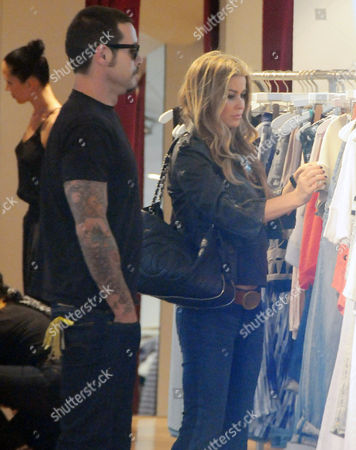Editorial picture of Carmen Electra shopping in Beverly Hills, Los Angeles, America - 19 May 2011