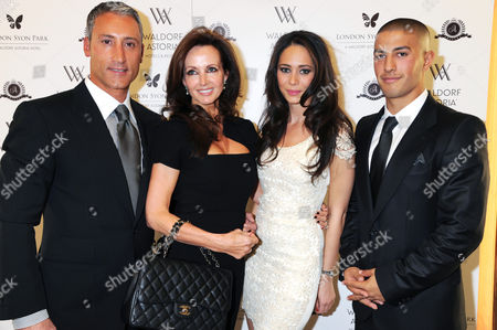 Editorial photo of Waldorf Astoria Syon Park Hotel Grand Opening, Brentford, London, Britain - 19 May 2011