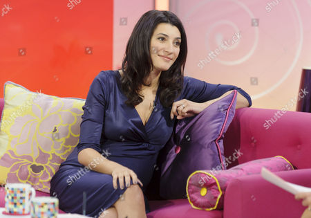 Editorial image of 'Lorraine Live' TV Programme, London, Britain - 20 May 2011