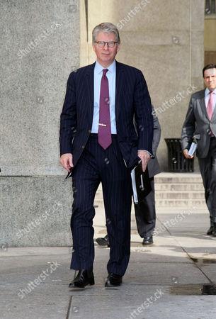 District Attorney Cyrus Vance Jr.