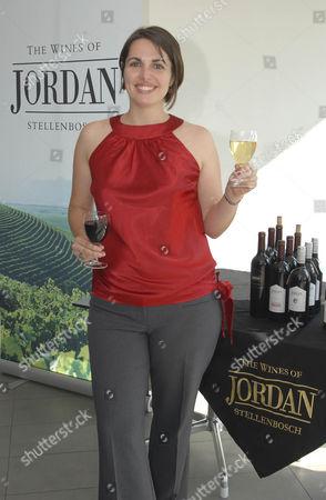 Stock Photo of Rachel Erasmus of Jordan Wine Estate