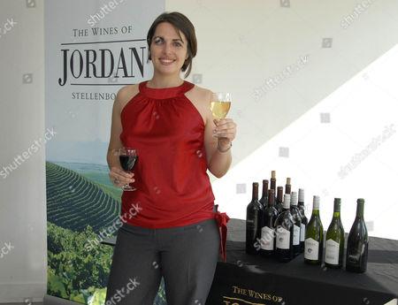 Stock Picture of Rachel Erasmus from Jordan Wine Estate