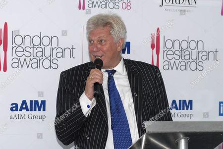 Editorial picture of London Restaurant Awards -  - 10 Jun 2008