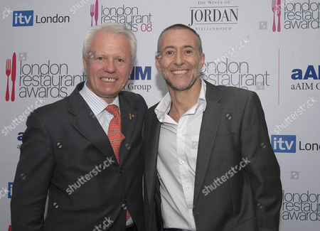 Editorial image of London Restaurant Awards -  - 10 Jun 2008