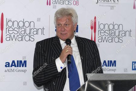 Editorial photo of London Restaurant Awards -  - 10 Jun 2008