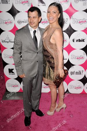 Alvaro Altamirano and Karen Hoyos