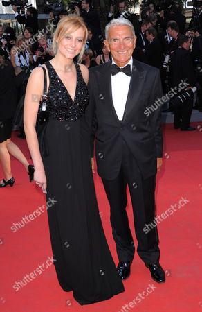 Francesca Ferraresi and Carlo Rossella