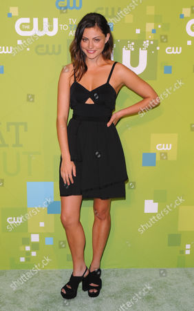 Editorial picture of 2011 CW Upfront Presentation, New York, America - 19 May 2011