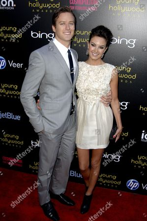 Armand Hammer and wife Elizabeth Chambers