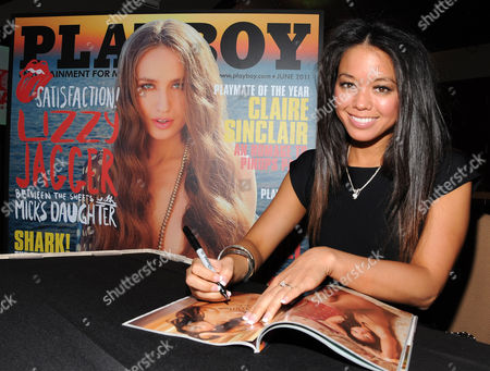Editorial image of Playboy Playmate Miss June 2011 Mei-Ling Lam, Autograph Signing, Palms Resort, Las Vegas, America - 20 May 2011