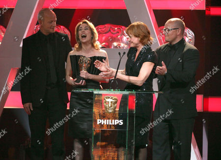 Editorial picture of BAFTA British Academy Television Awards, Grosvenor House, London, Britain - 22 May 2011