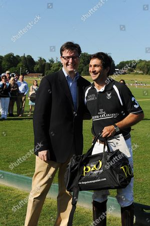 Editorial picture of St. Regis International Cup, in time with Jaeger-LeCoulture at Cowdray Park Polo Club, West Sussex, Britain - 21 May 2011