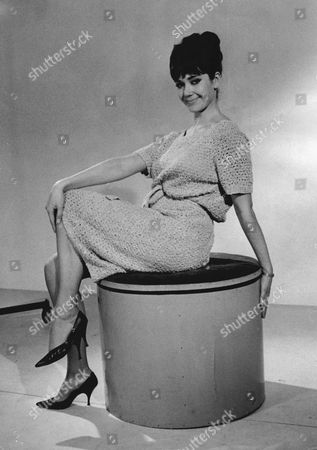 Editorial picture of Sally Bradley - Television Hostess - 1963